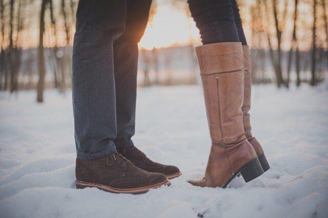 buty modne w sezonie zimowym
