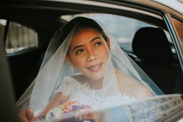 Długotrwały makijaż na wesele