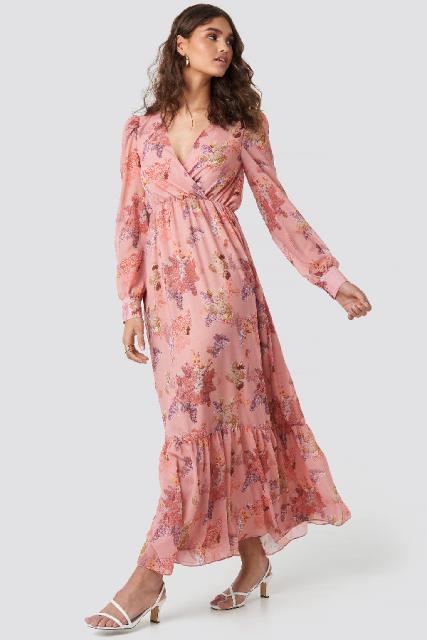 sukienka maxi