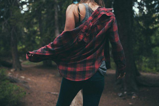 Koszula damska w stylizacjach